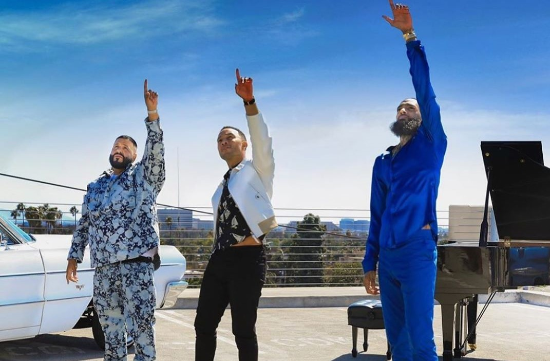"""Higher"" by DJ Khaled, John Legend & the late great Nipsey Hussle – Thoughts."