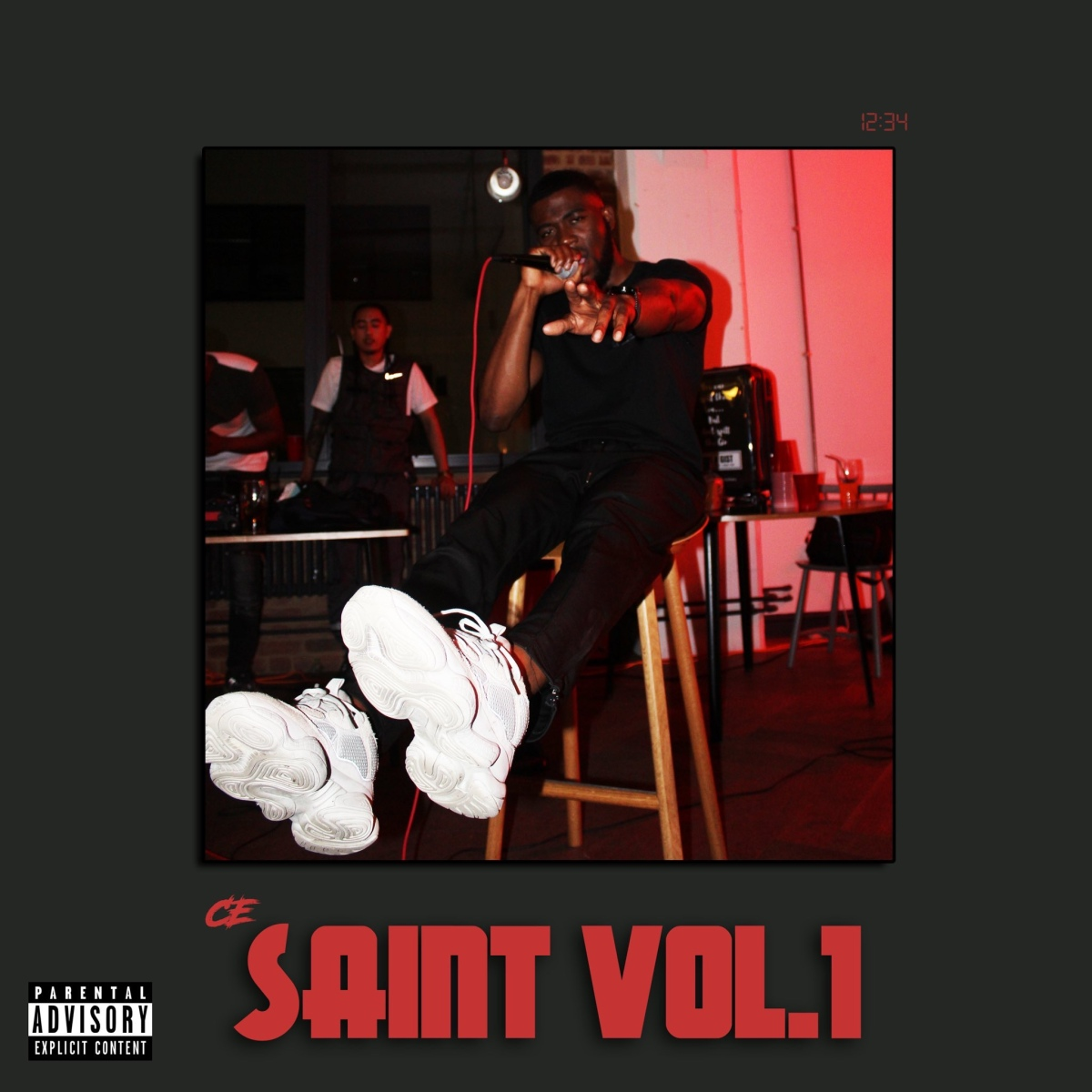 Mid Week Update: EP Review: CE – Saint, Vol 1